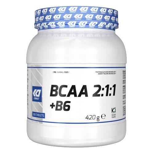 BCAA 2:1:1 Cobalt Nutrition - Aminoacidi Ramificati
