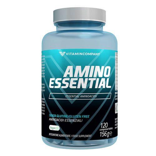 Aminoacidi essenziali - Amino Essential - VitaminCompany
