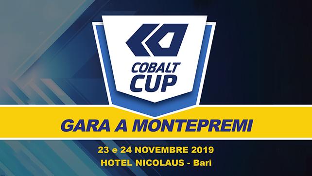 COBALT CUP – APPUNTAMENTO D' AUTUNNO CON IL BODYBUILDING