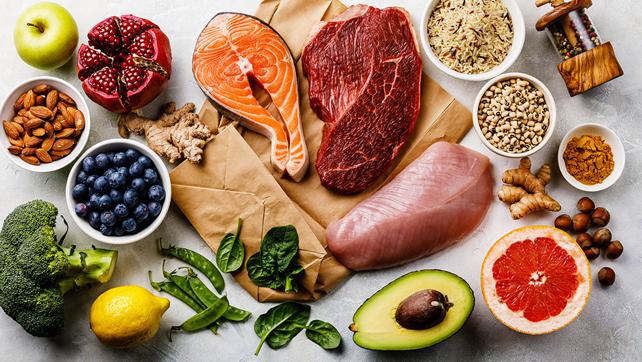 alimenti per recuperare l'energia