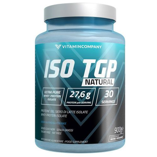 Iso TGP Natural VitaminCompany