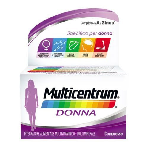 Multivitaminico Multicentrum Donna