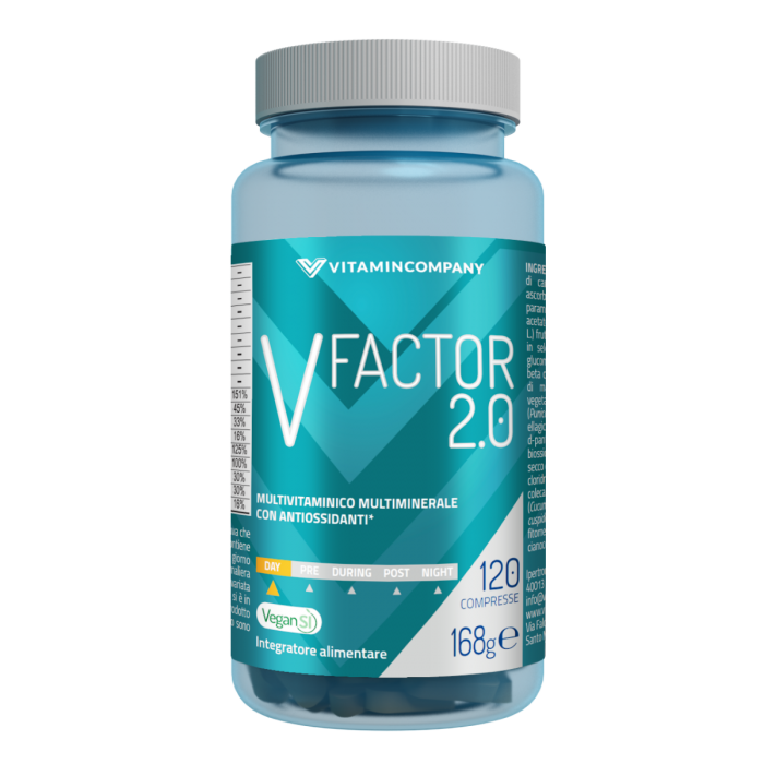 "Multivitaminico ""V-Factor 2.0"" - VitaminCompany"