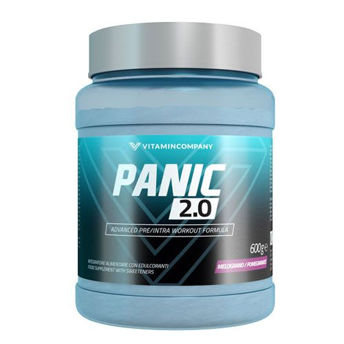 Panic 2.0 pre-intra workout Vitamincompany