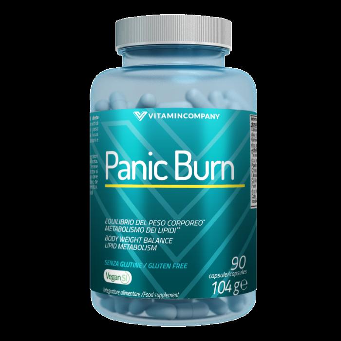 Panic Burn VitaminCompany - termogenico senza stimolanti