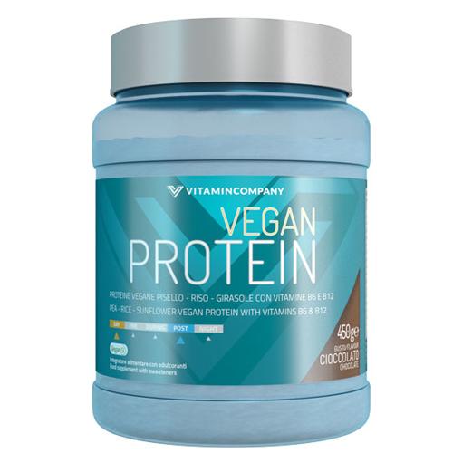 Proteine vegetali - Vegan Protein - VitaminCompany