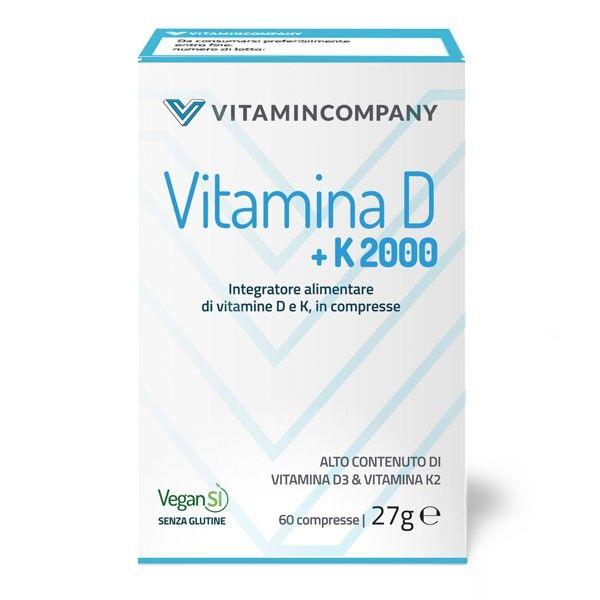 Vitamina D + Vitamina K - VitaminCompany