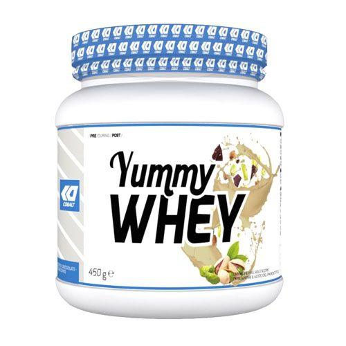 Yummy Whey Cobalt Nutrition - Proteine Whey