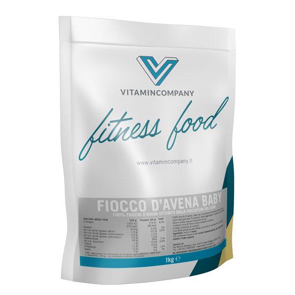Fiocco d'Avena Baby VitaminCompany