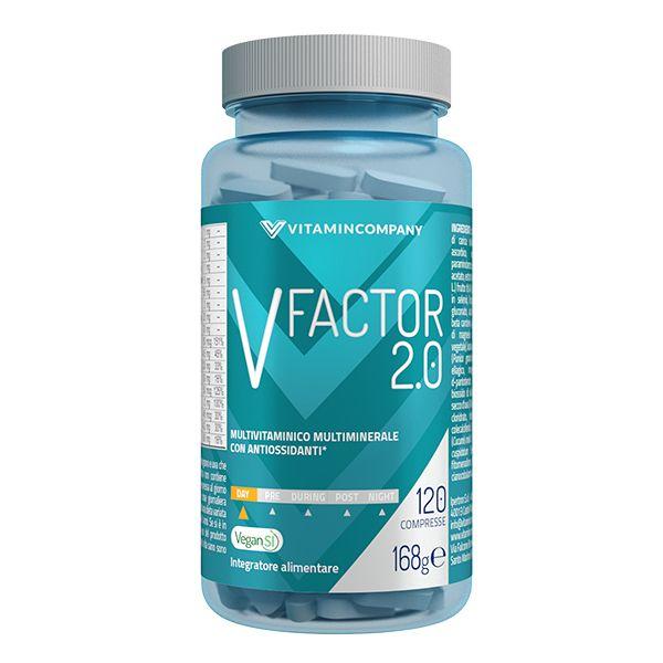 """Multivitaminico """"V-Factor 2.0"""" - VitaminCompany"""